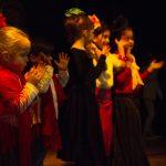 Acto CEIP Nuestra Señora de Linares en el IES Ángel de Saavedra