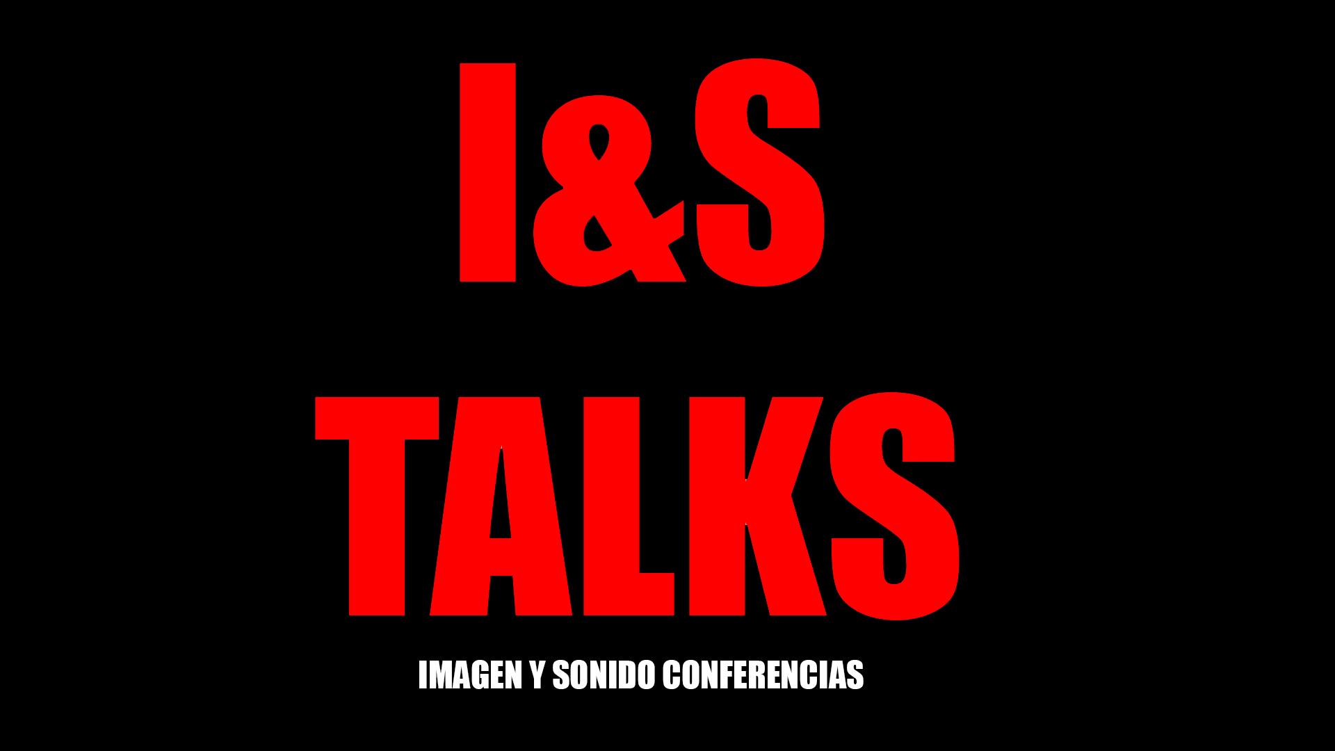 Jornadas talk