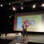 Jonadas 2019: Charla José Manuel Colón