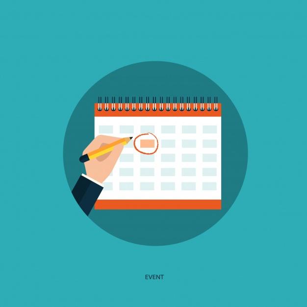 calendario ilustración